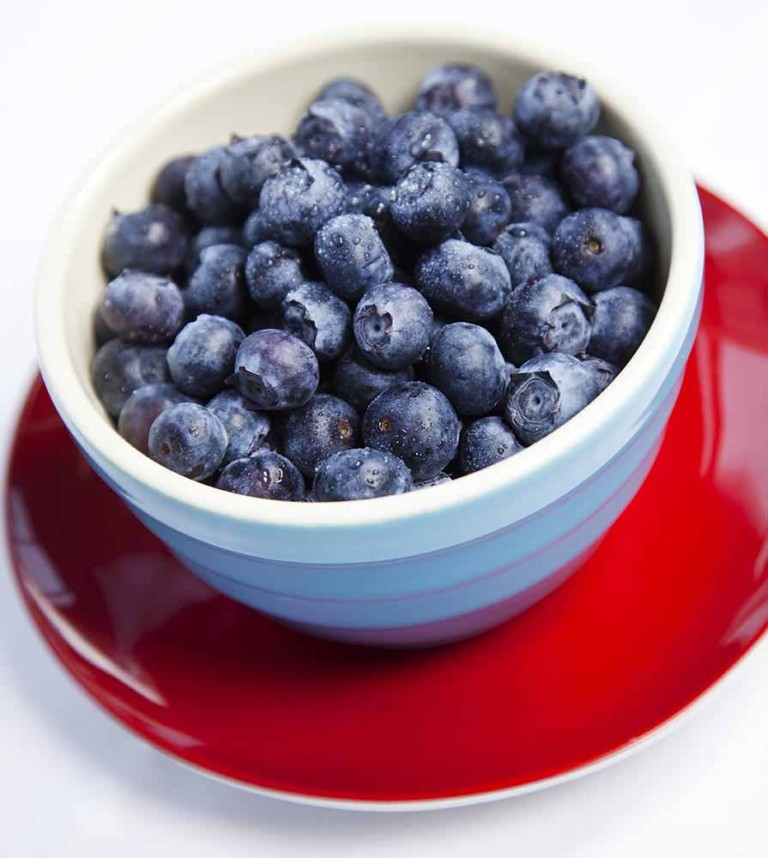 Blueberries cropped