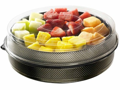 Metro fruit tray puck