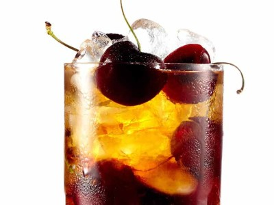 cherries cocktail